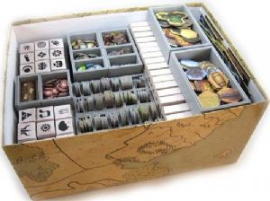 Folded Space : Gloomhaven Insert